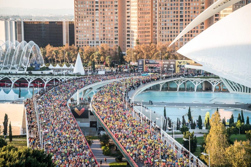 The Valencia Marathon opens registration for 2019