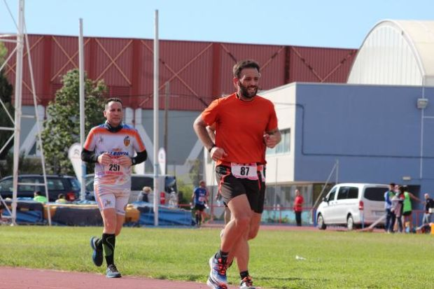 Historia Ander - Maraton Valencia