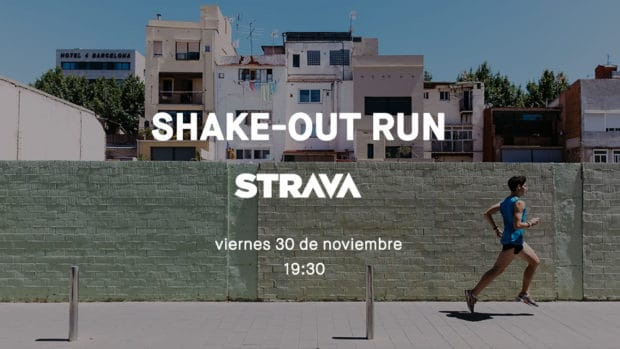 Maraton Valencia y Strava
