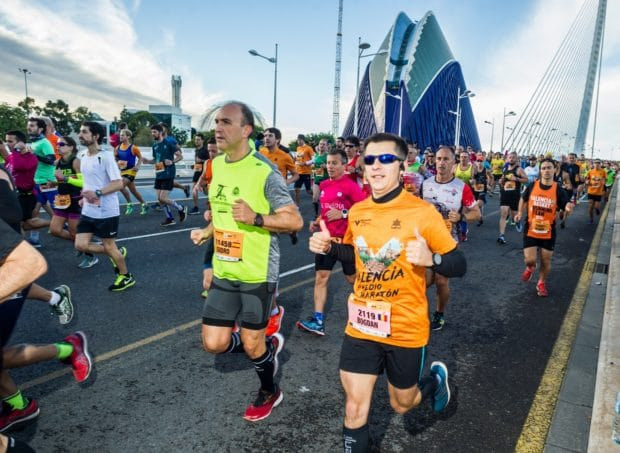 Limite inscritos Medio Maraton Valencia 2019