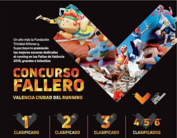 Running Fallero 2019