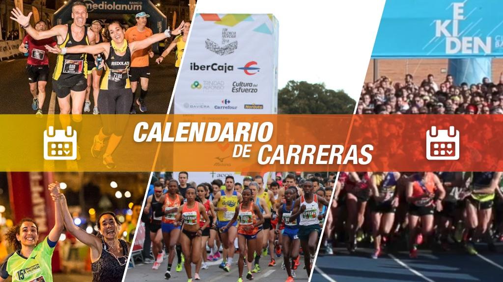 Calendario Running.News Valencia Ciudad Del Running Valencia Ciudad Del Running