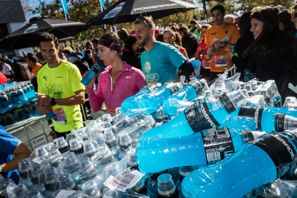Consejos de nutrición e hidratación - Medio Maratón Valencia