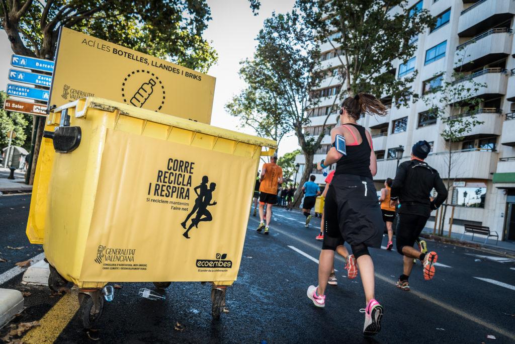 Ecoembes Medio Maratón y Maratón Valencia