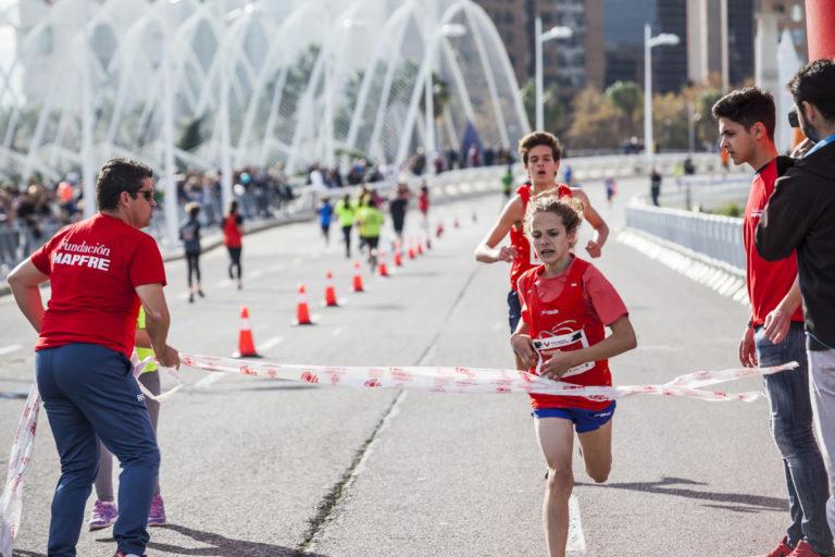 Mini Maratón Valencia 2018