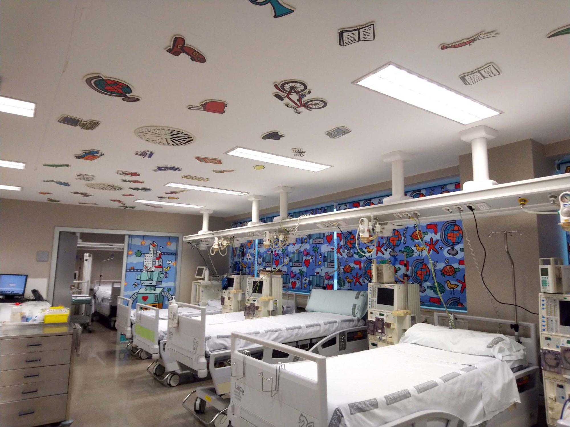 Pequeño Deseo - Hospital La Fe