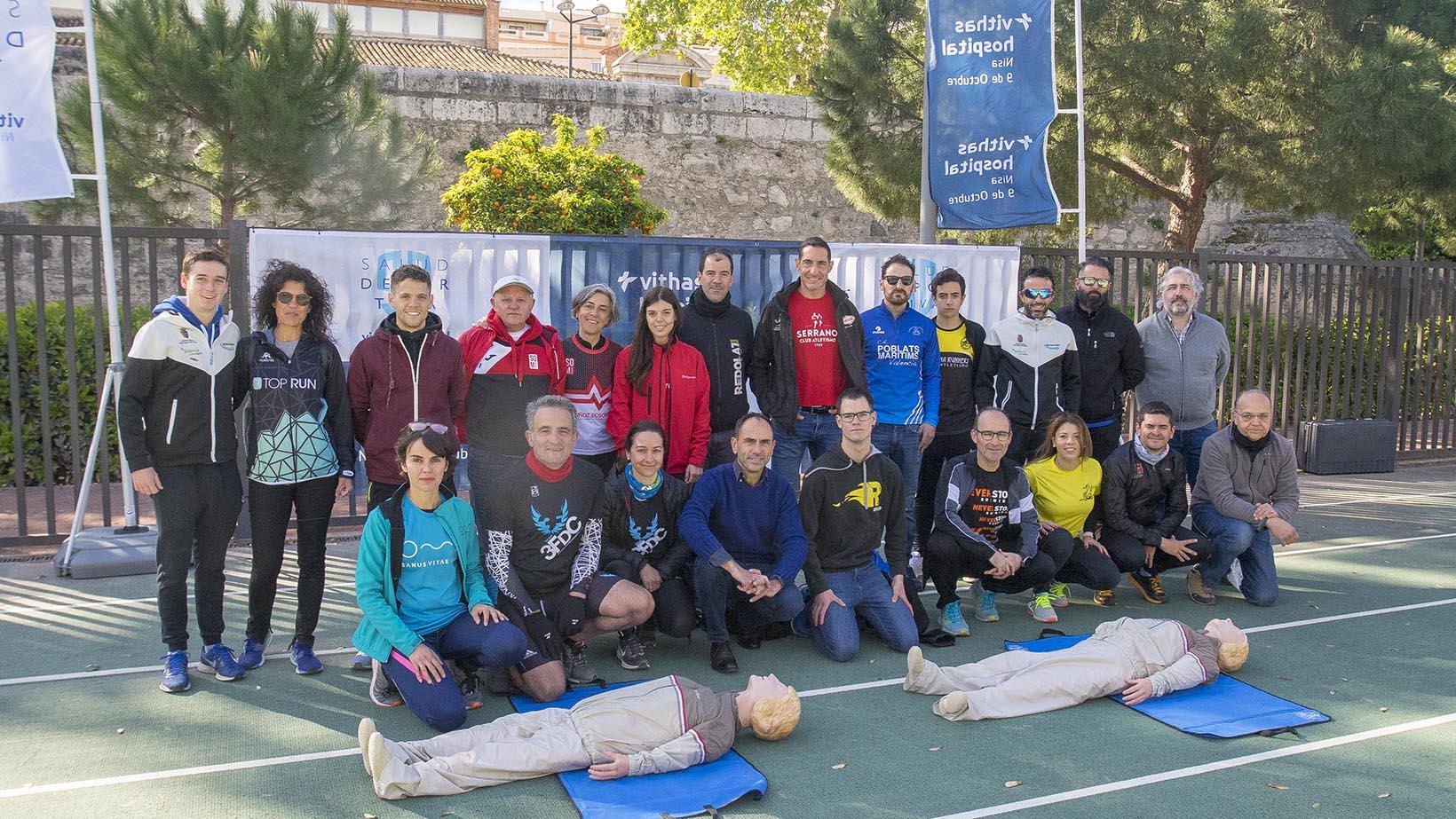 Formación RCP Clubes Valencia