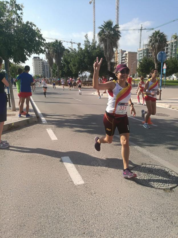 Teresa Castro Maratón Valencia