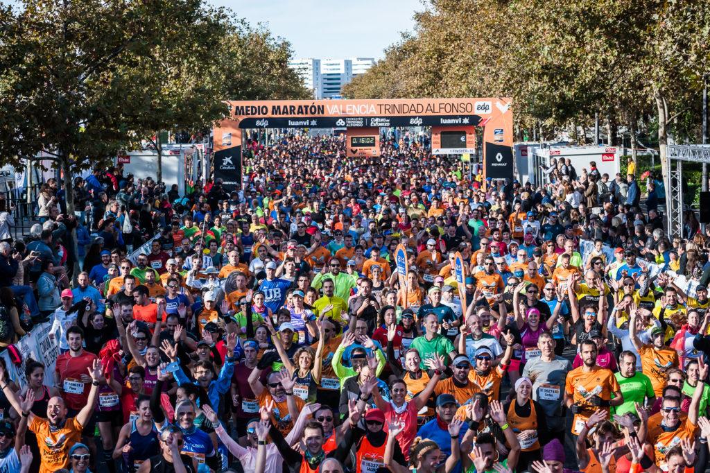 Medio Maratón Valencia 2018