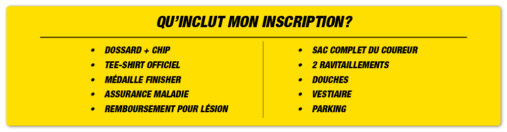 Inscription 10K Maraton Valence