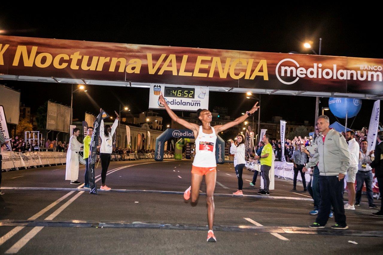 Zeineba Yimer Nocturna Valencia