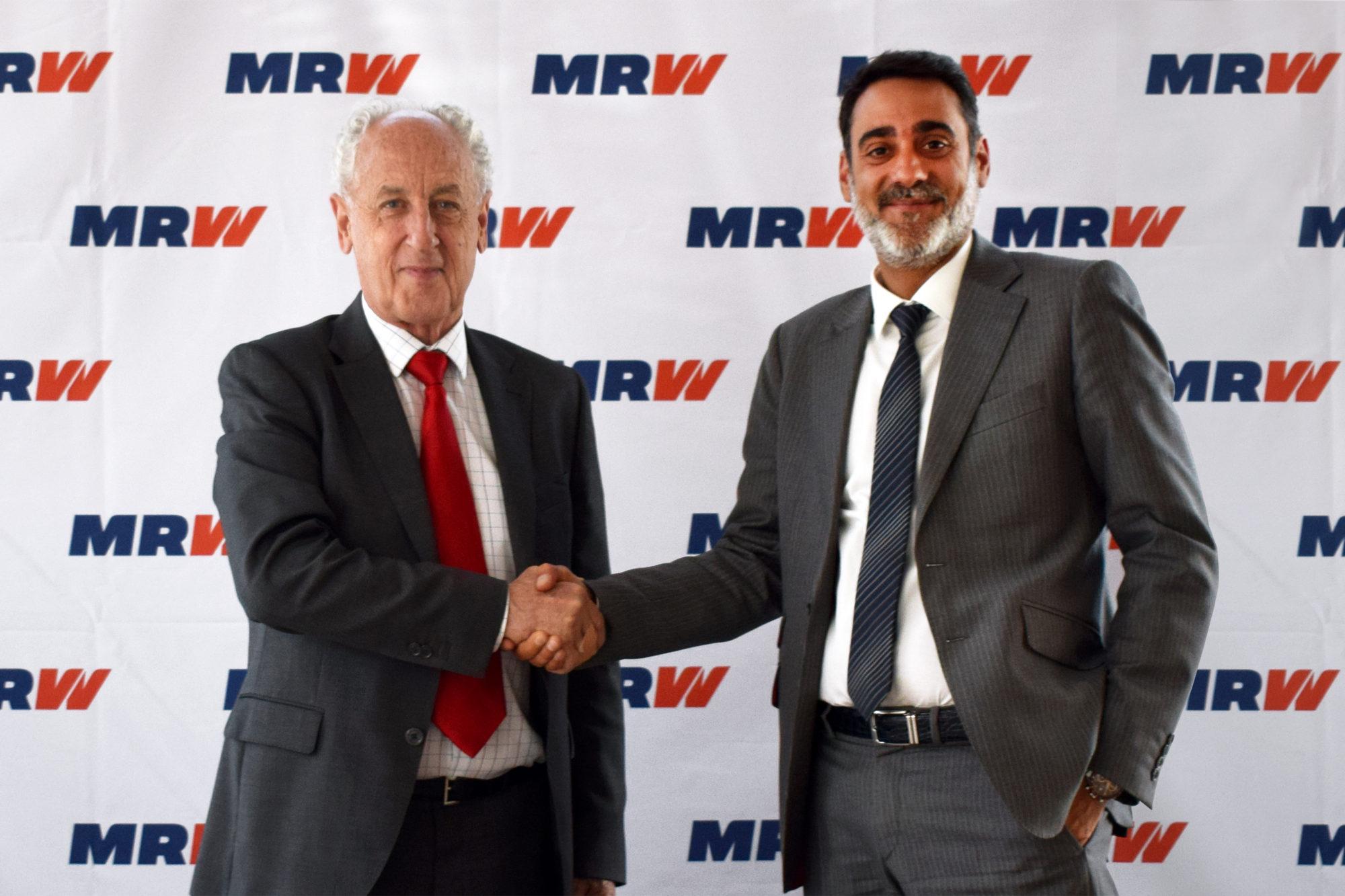 Firma acuerdo MRW y Maratón Valencia