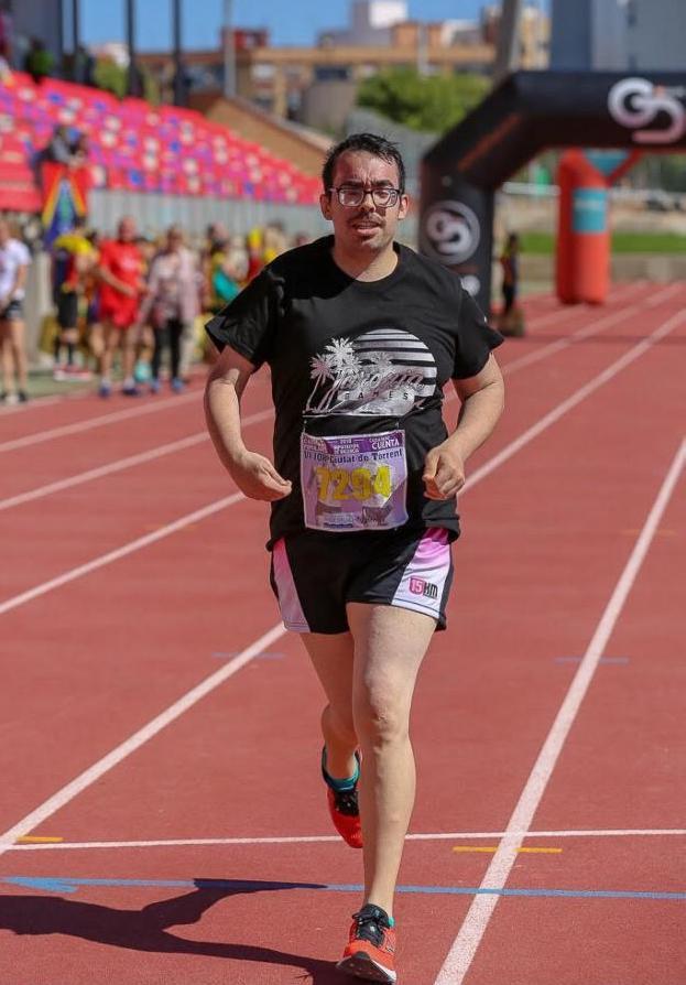 Sergio Historia maratón valencia