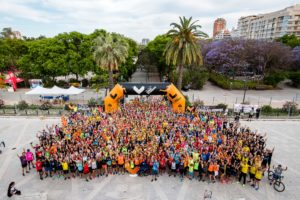 Valencia Global Running Day