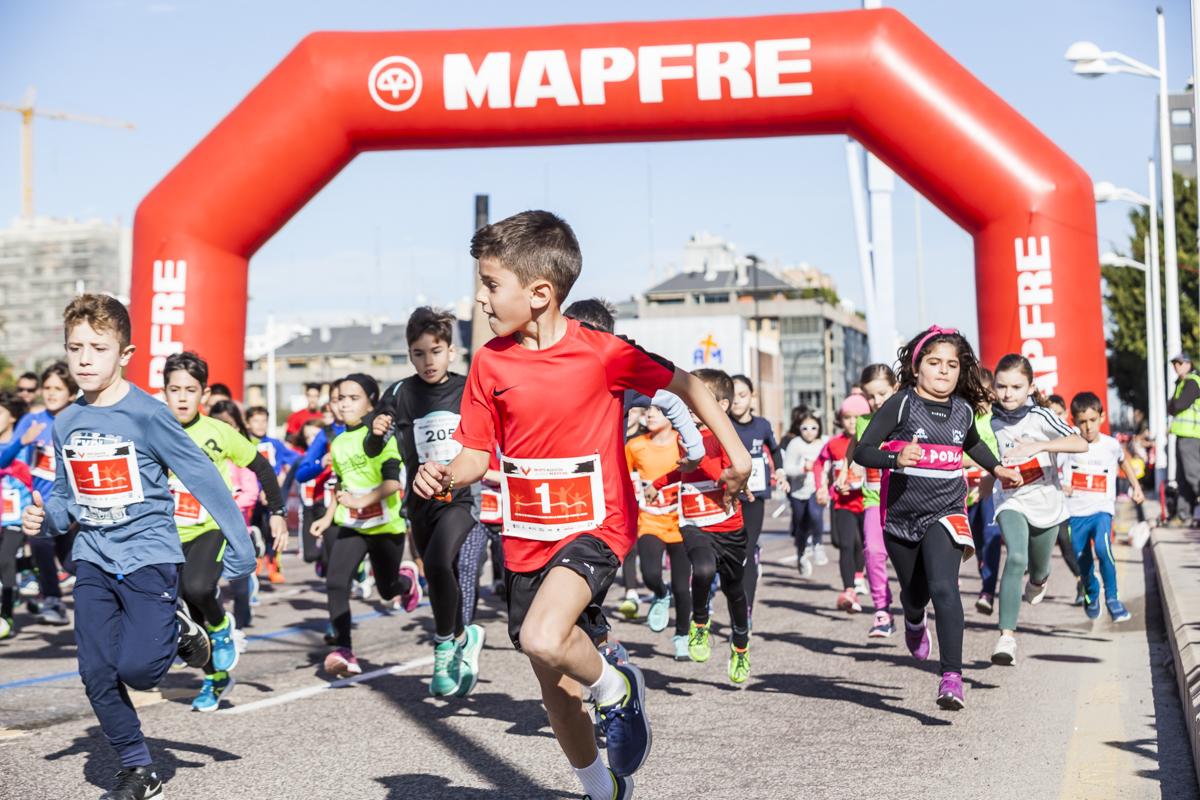 Mini Maratón Valencia Mapfre