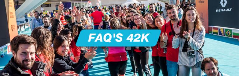 FAQs Voluntariado Maratón Valencia 2019