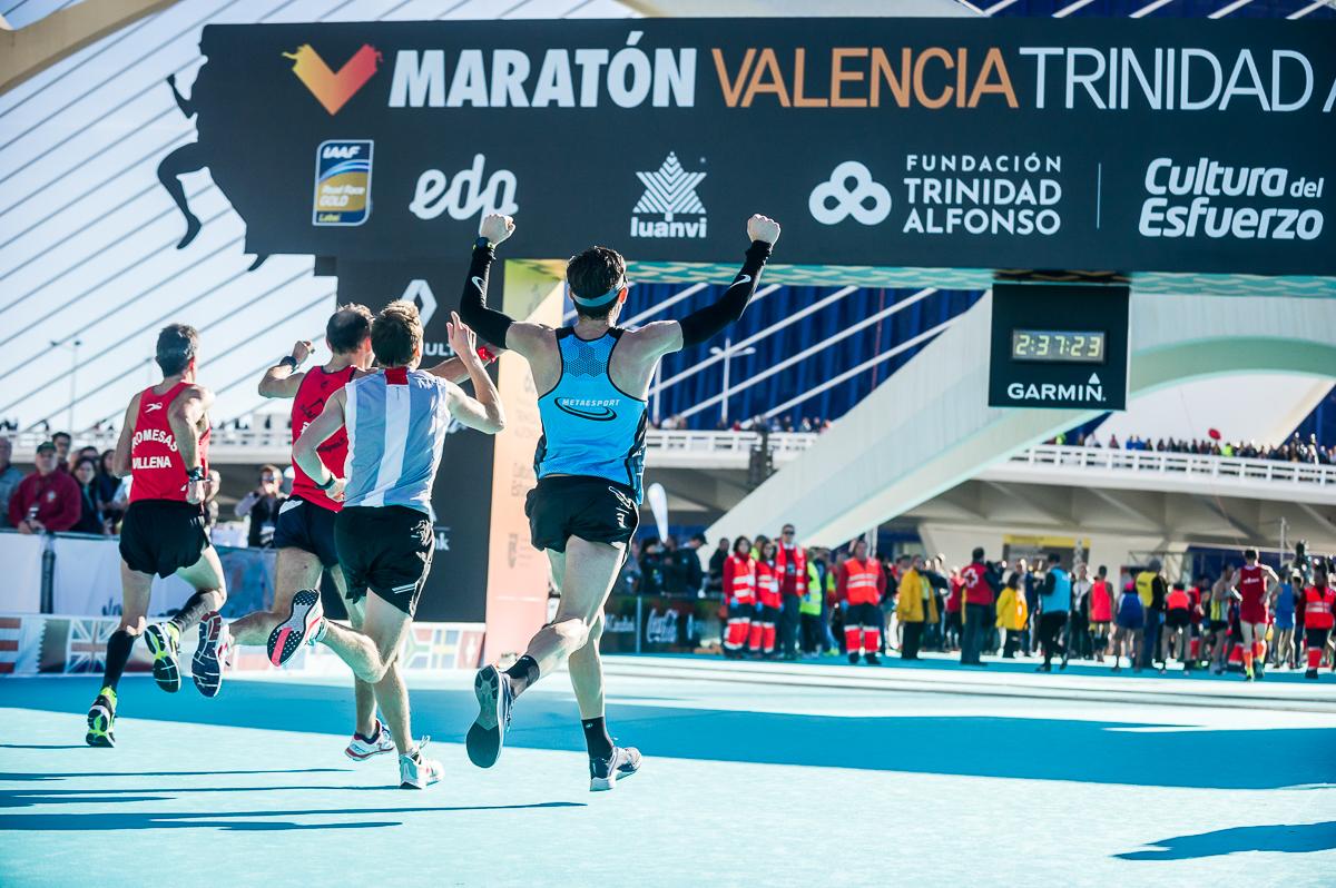 Garmin Maratón Valencia