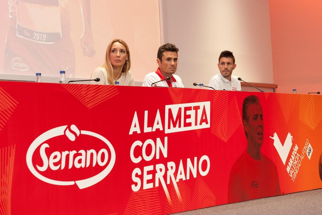 A la meta con Serrano 2019