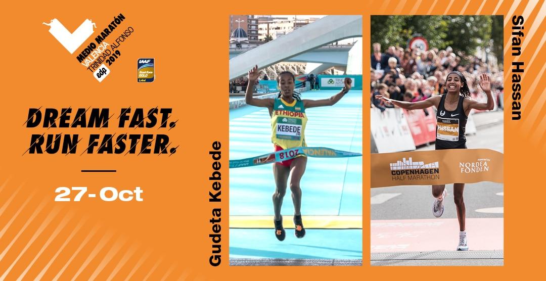 Elite medio maraton Valencia
