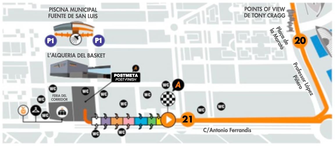 Feria del Corredor - Medio Maratón Valencia