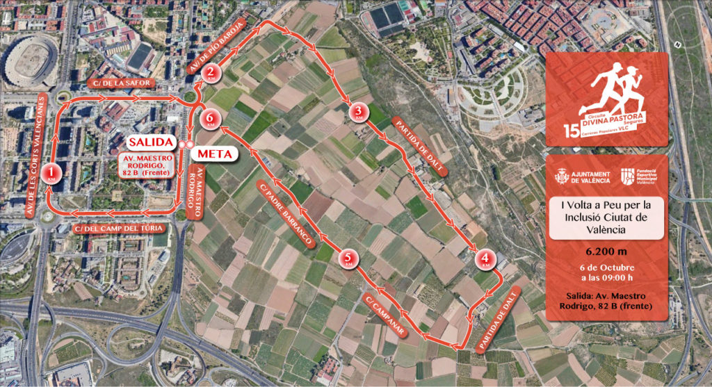 Circuito Valencia