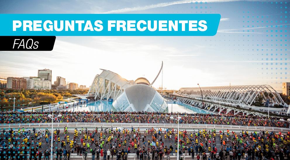 FAQs Maratón Valencia 2019