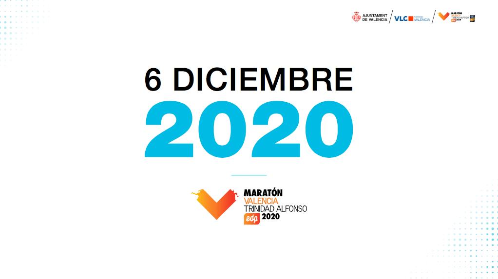 Fecha Maratón Valencia 2020