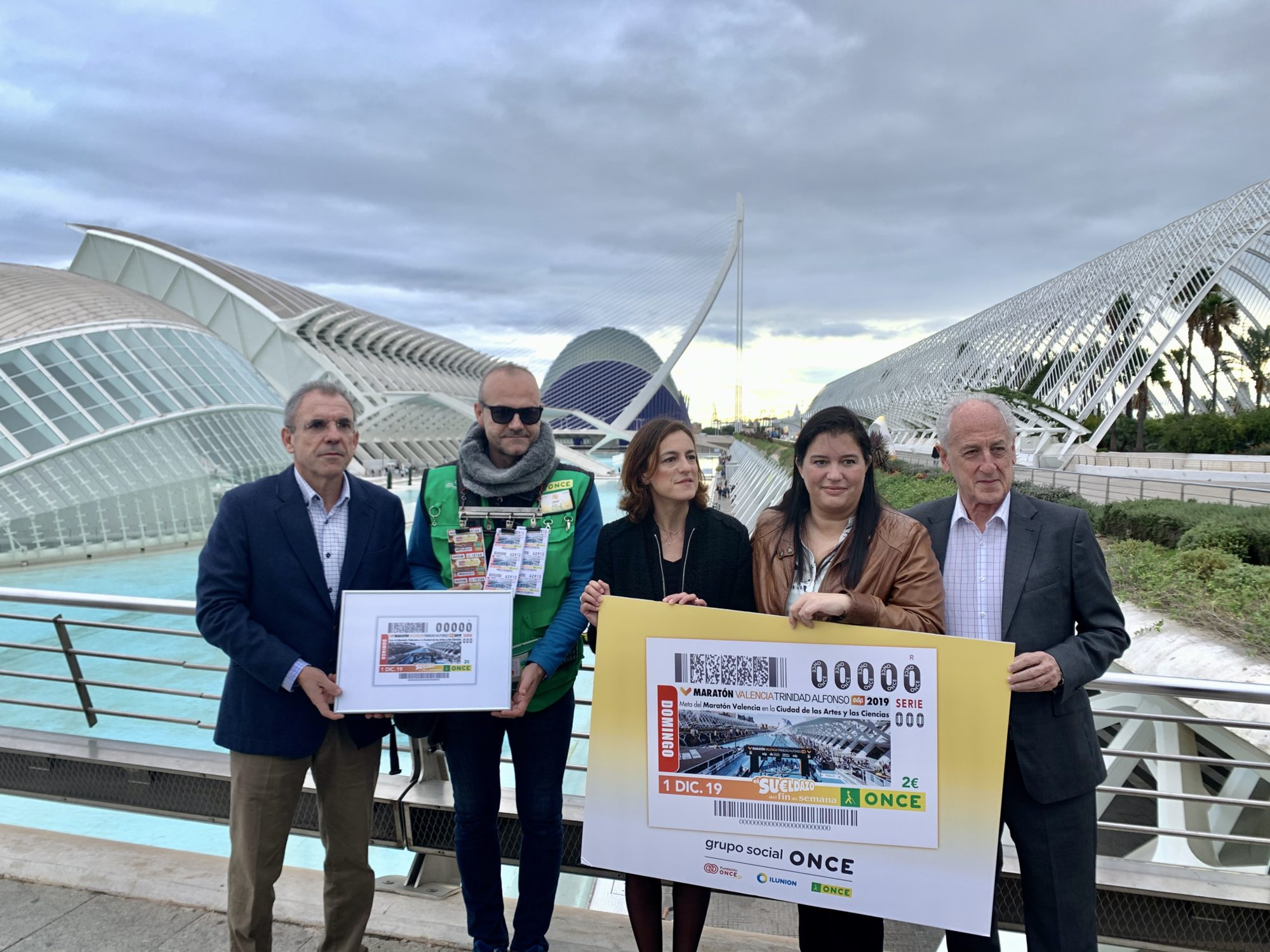 Cupon Once y Maratón Valencia 2019
