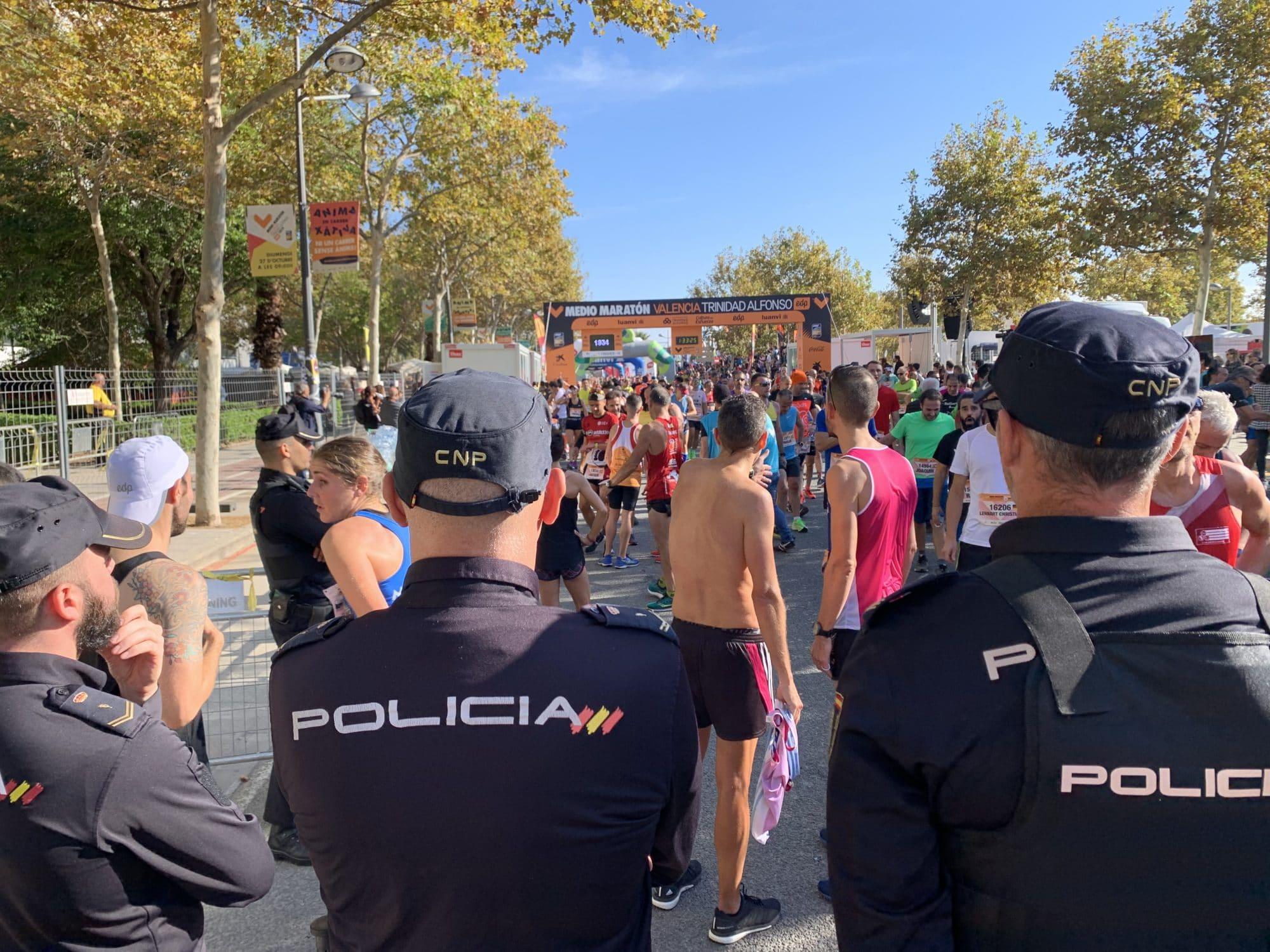 Medidas Antitramposos Medio Maratón Valencia 2019