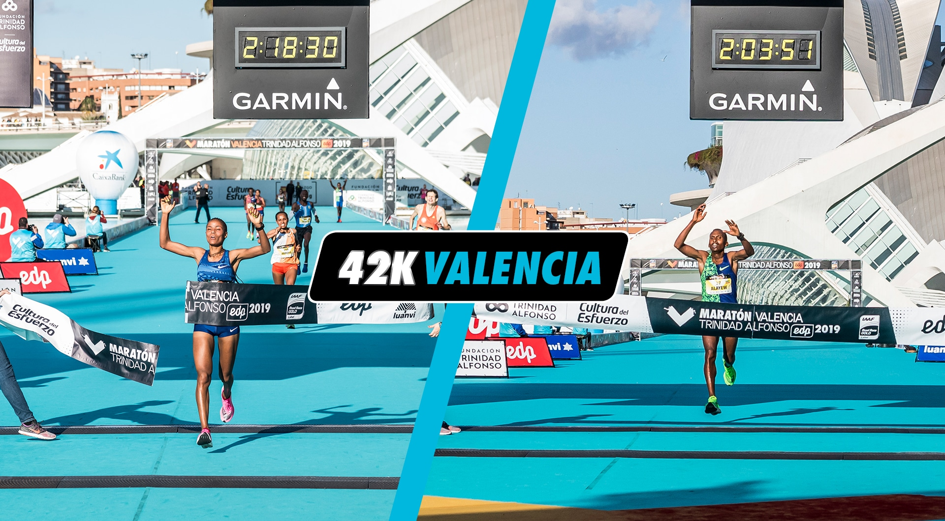 Ganadores Maraton Valencia Trinidad Alfonso EDP