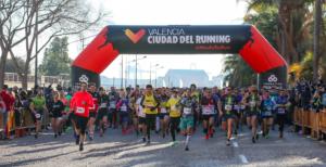 5K Never Stop 2020 - Carrera Popular - Valencia