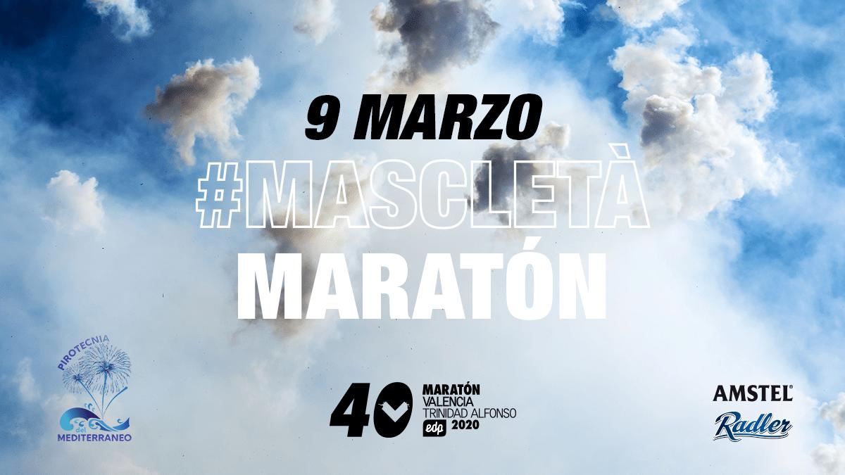 Mascleta Maratón Valencia