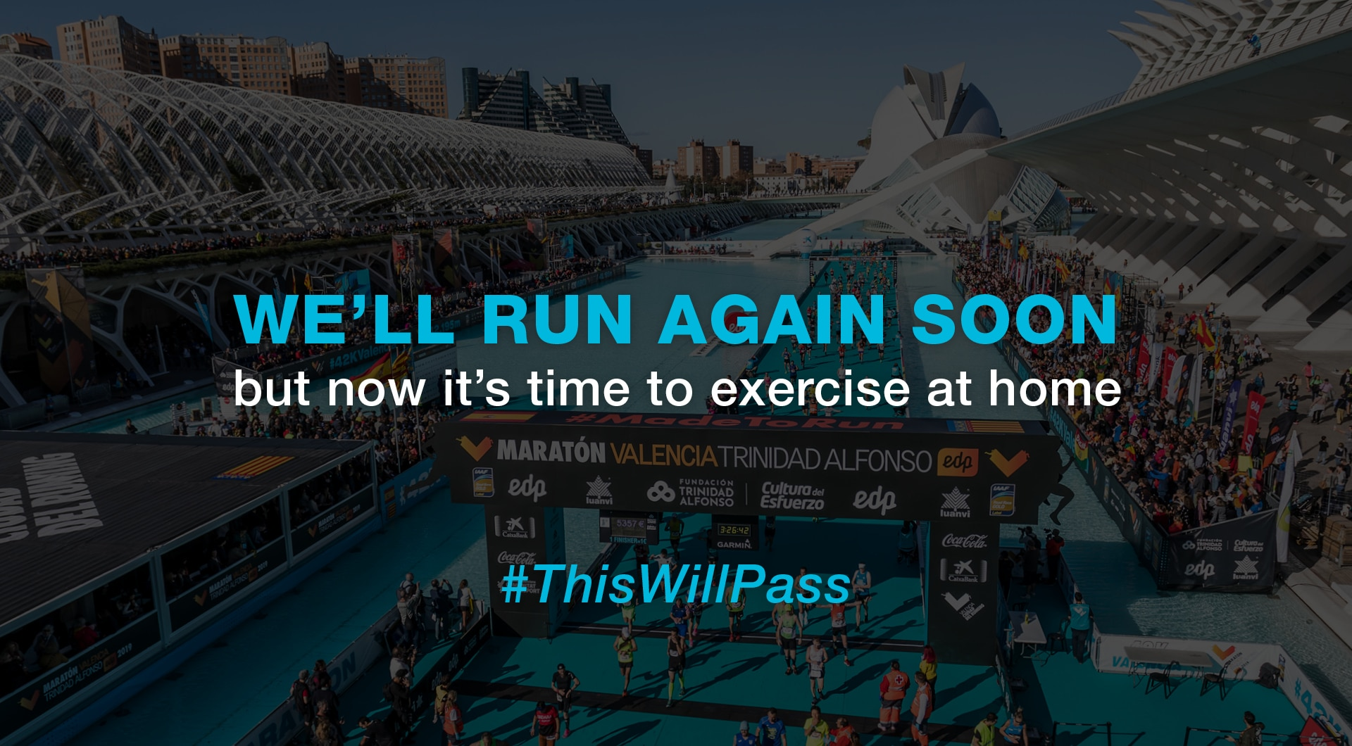 This will pass - Valencia Marathon