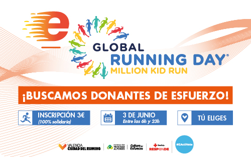 Global Running Day Valencia 2020