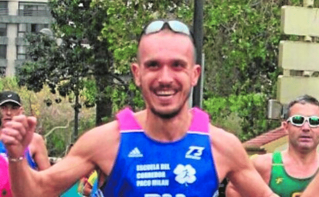 Historias 42195km - Juan Padilla Vaquera
