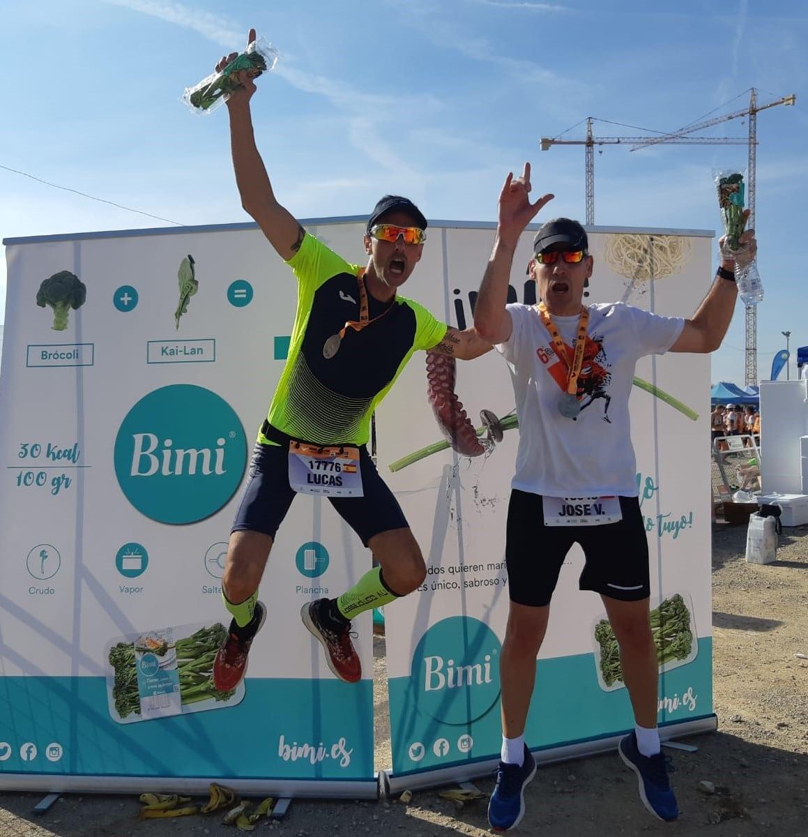 Bimi - Producto oficial Maratón Valencia