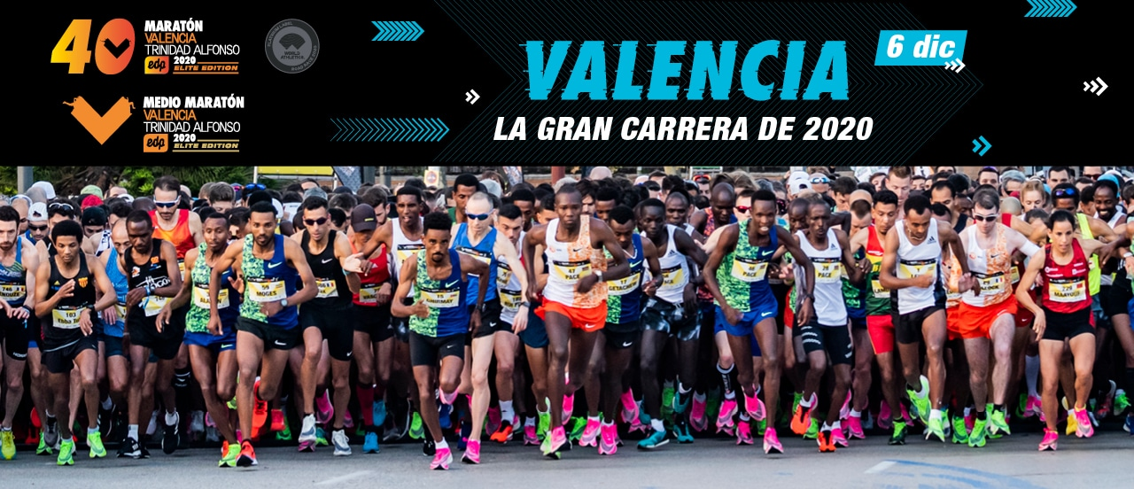 Maraton Valencia Elite Edition