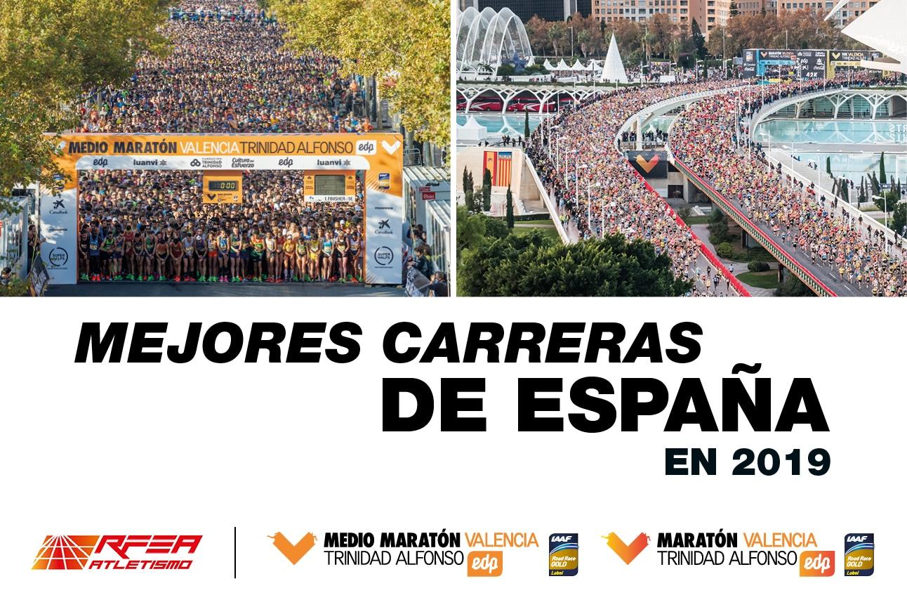 Best Spanish Races 2019 - Royal Spanish Athletics Federation (RFEA)