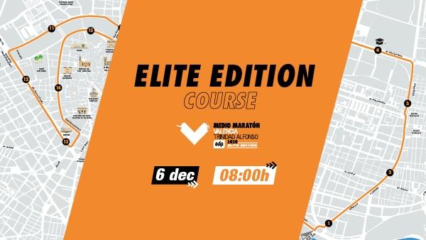Elite Edition Course Valencia Half Marathon