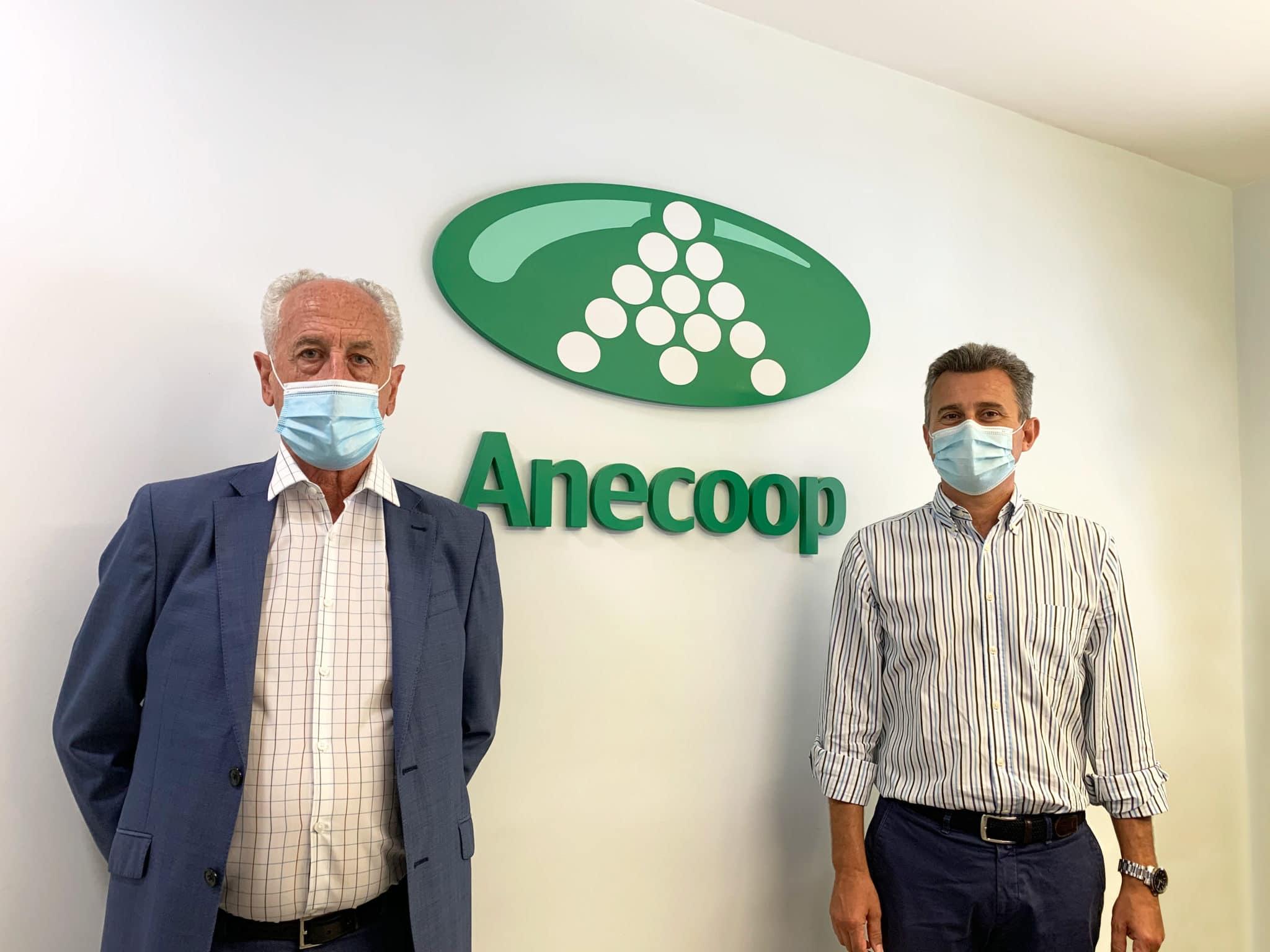 Acuerdo Anecoop y Maraton Valencia