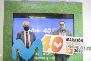 Acuerdo Maratón Valencia y Movistar