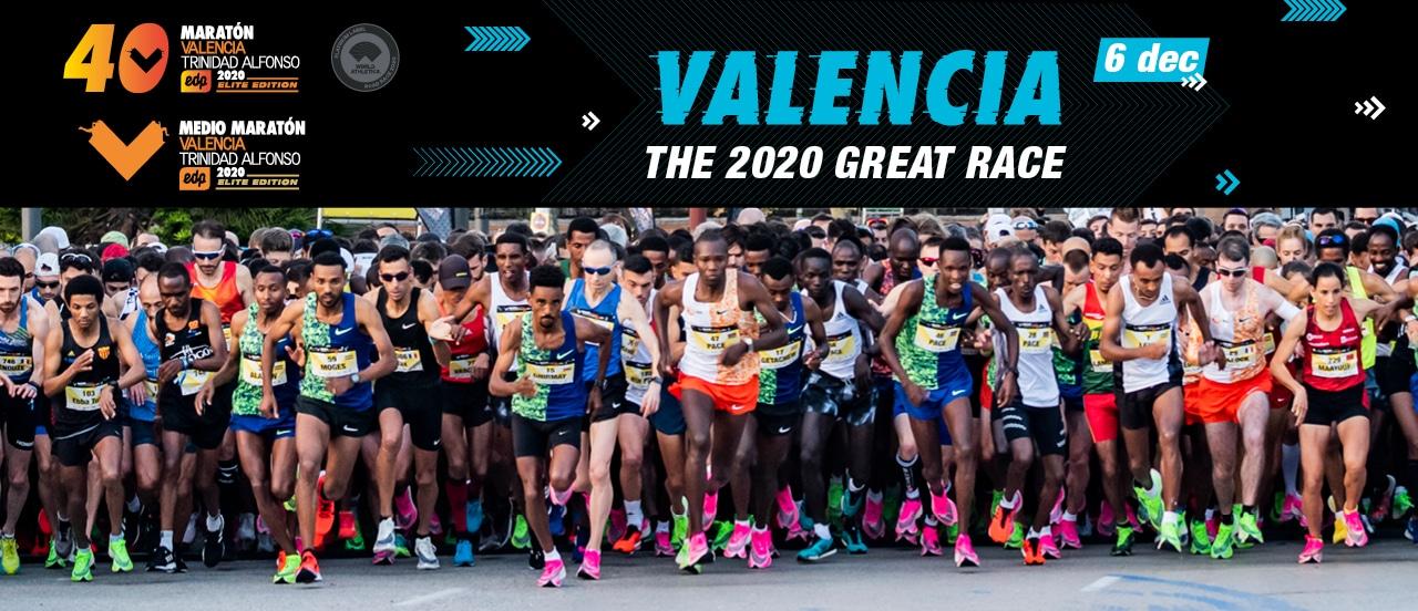 Valencia Marathon Elite Edition