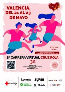 Cruz Roja Carrera Virtual