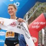 Liv Ganadora Carrera #ValenciaCorre