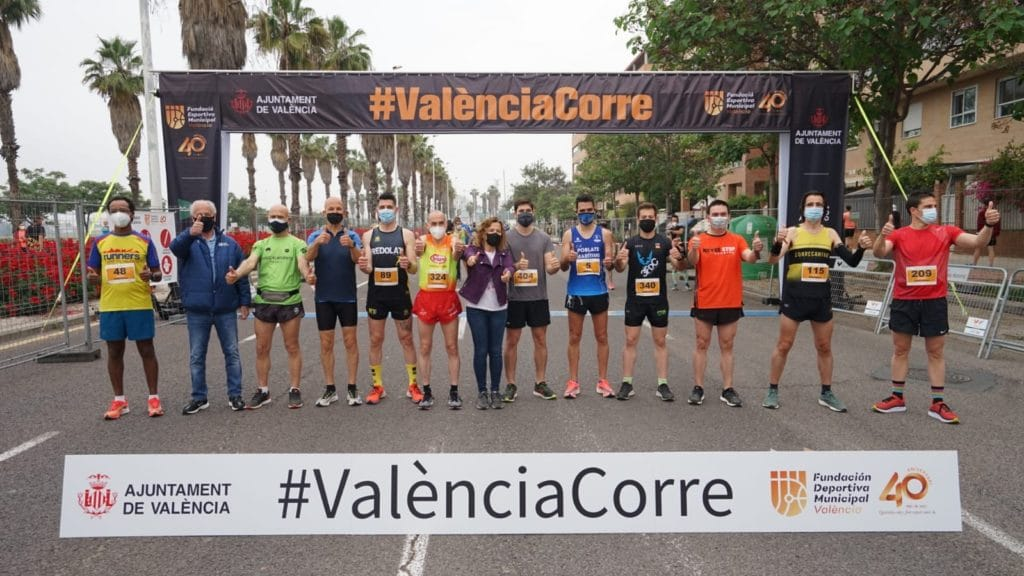 Clubes carrera #ValenciaCorre