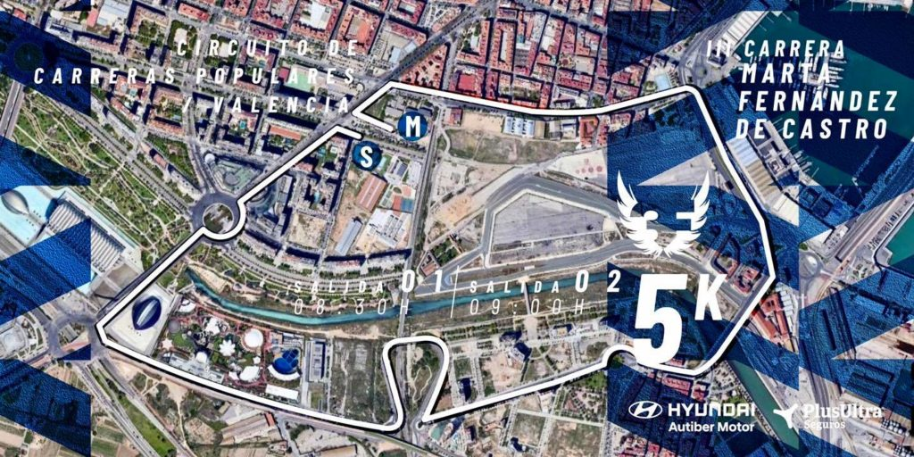 Carrera Marta Circuito