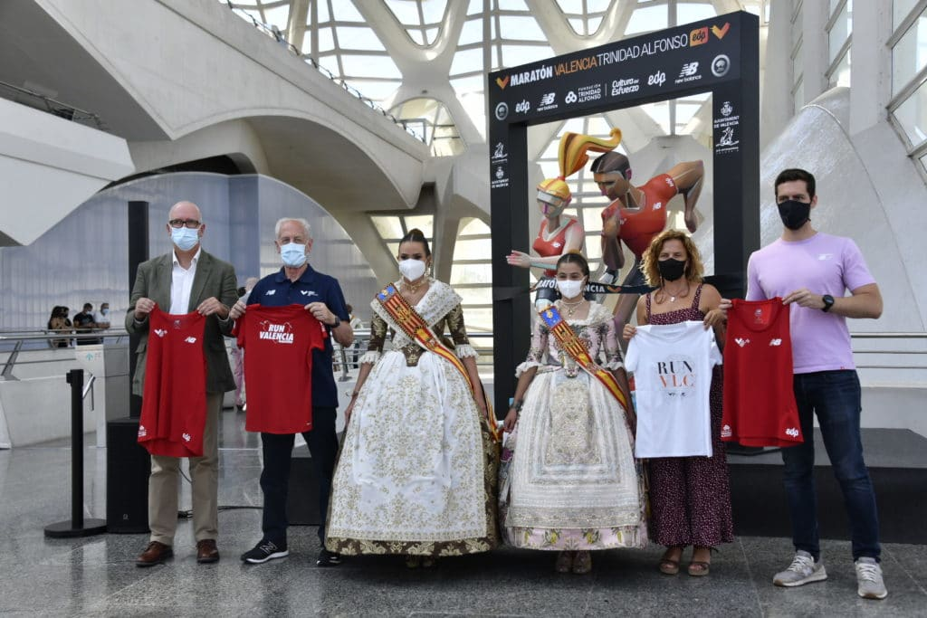 New Balance - camisetas Maratón