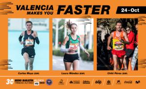 Élite española Medio Maratón