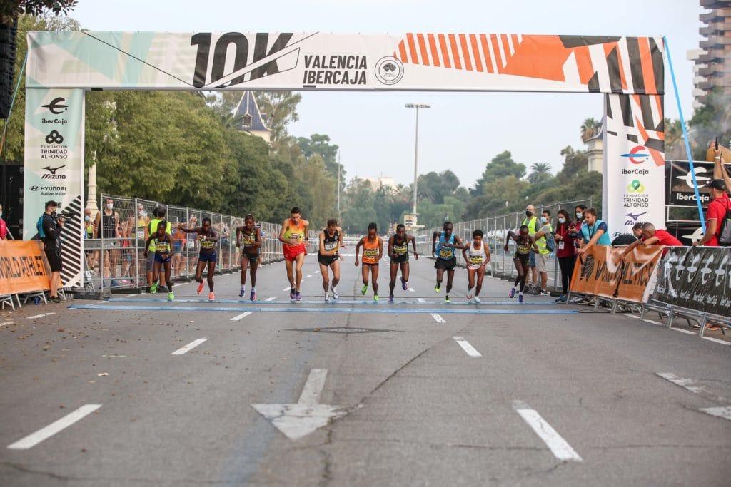 10K Valencia - mujeres