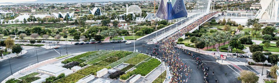 Puente Medio Maratón Valencia